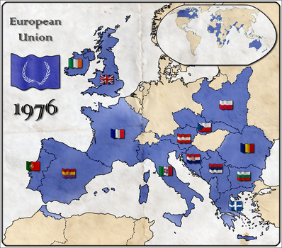 2nd Alternate Map of EU by Magnificate