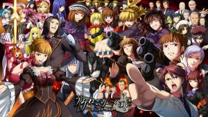 Umineko PS3 Wallpaper by Shinjin-sama