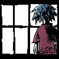 Gorillaz - Feel Good Inc. 16 bit Cover Page by MorganYoung