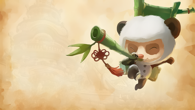 Teemo Wallpaper v2 by WrongBaku