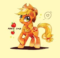 AppleJack by Skyler-chan498