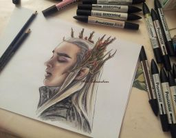Thranduil-The Original by MissSebasuchan