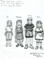 The young children from..... by DeedoSwiftleaf