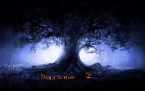 Happy Samhain by riverfox1