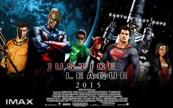 Fan-Poster: Justice League (Banner) by zviray