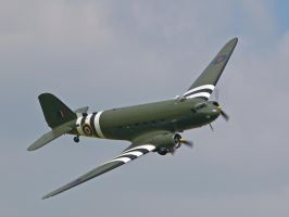 DC3 Dakota - Old Warden by davepphotographer