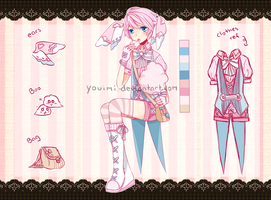 Dreamii: Candy Flossu Adopt [CLOSED] by youimi