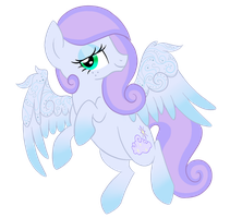 Cloudy in all her Grace by Rainjay-xx