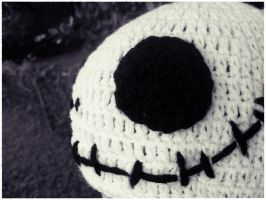 Jack Skellington Beanie by EverythingsFried