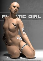 Plastic Girl by Rafido