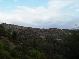 Valley in Hollywood by AdrienCGD