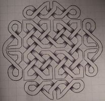 celtic knot 1 by virusoverload