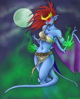 Demona by shinga