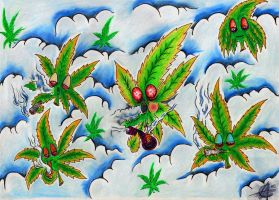 smoke weed every day by CamShafty