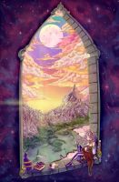 Away From Here by a-fools-paradise