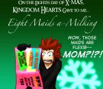 On the Eighth Day of X-Mas... by terriblenerd