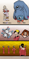 Death's Nuzlocke summary: part 3 by Protocol00