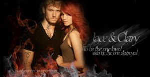 Jace and Clary by Dark-Voices