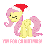 Merry Christmas Everypony! :) by Marzipan-x3