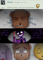 Ask Chica 8 by SaraShadow00