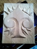 Wood carving 4 by Marryhime94