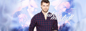 Luke Mitchell by ContagiousGraphic