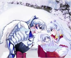 Sesshomaru's Family by Andais92