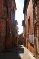 Roussillon street by elodie50a