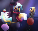 Party For No Reason :D by DoskiLee