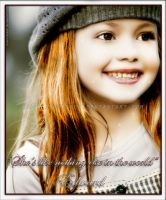 Renesmee Cullen by TeamRobsten