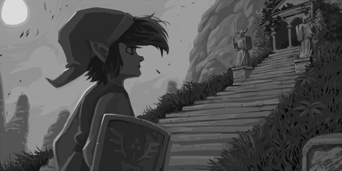 Link Again by Padder