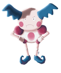 Mr Mime is not satisfied of 2015 by Kureeru