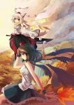 Touhou : The tengu's by ClearEchoes