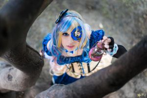 Steampunk Alice - Original cosplay by TwiSearcher85