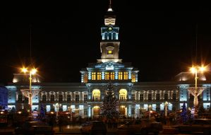 Down Town, Arad by mariustipa