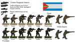 Paraganian Infantry by BlastWaves