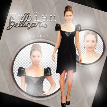 +PNG PACK | Troian Bellisario by cundef