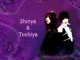 Shinya and Toshiya by Psy-FeA