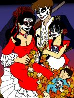 Day of the Dead 2011 by Willowanderer