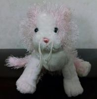 Webkinz pink and white cat by webkinzgirl509