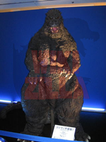 THE STILL INTACT 1989 Godzilla suit by ultimategodzilla