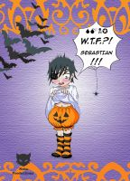 Ciel and the pumpkin panties by neko-productions