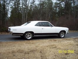 68 Chevy Chevelle SS stock4 by Stock-Tenchigirl15