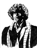 4th Doctor by vonfolger