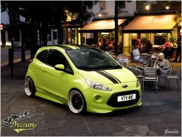 Ford Ka by GoodieDesign