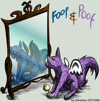 Foop and Poof by TinTans