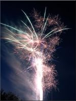 Firework Finale Byers 2008 31 by WDWParksGal-Stock