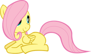 Grown-up Filly Fluttershy by frezarion