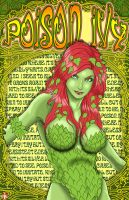 Poison Ivy by WiL-Woods