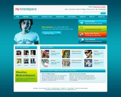 Mybrandspace by: Grafeco by WebMagic